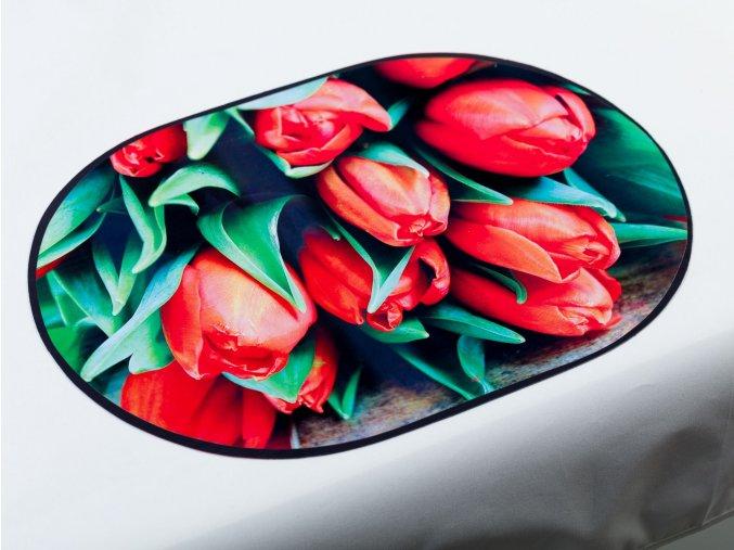 prostírání tulipán 1