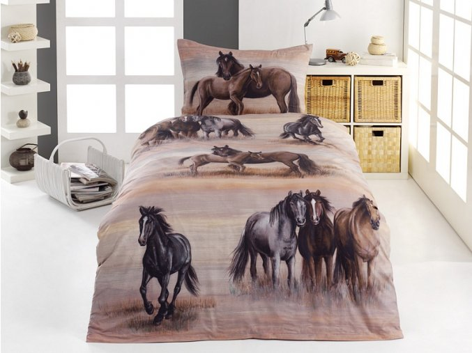 povleceni kone