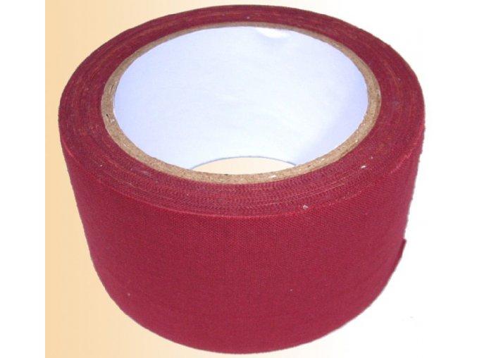 Kobercová páska - vínová