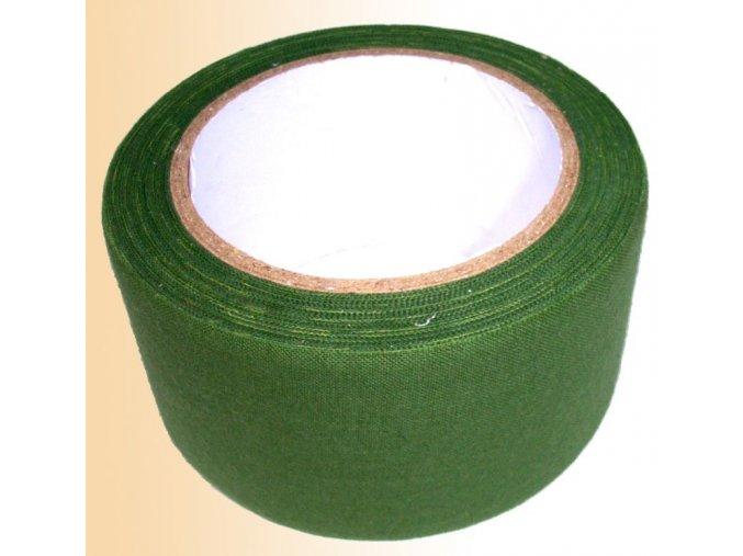 Kobercová páska - zelená