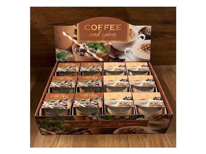 Svíčka - COFFE