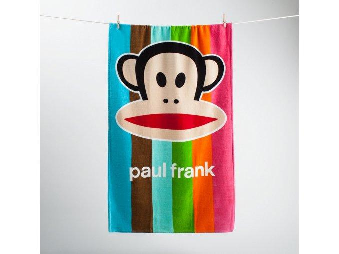 Osuška dětská PAUL FRANK STRIPE