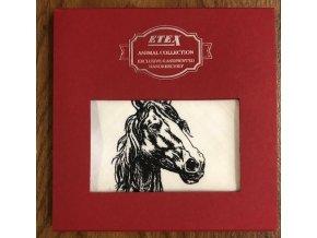 kapesník dámský kůň