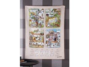 kuchynske uterky kalendar