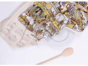 kuchynska uterka kalendar 2022 01