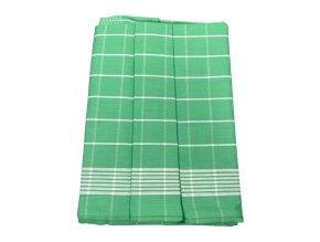 utěrky zelená klstka