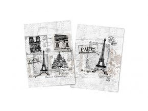Kuchyňské utěrky - PARIS