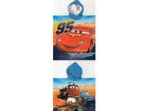 Dětské pončo - CARS