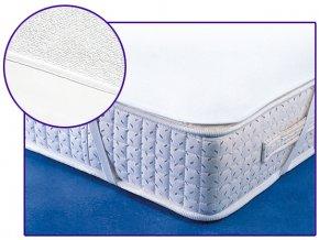 Matracový chránič s  PVC zátěrem - různé velikosti