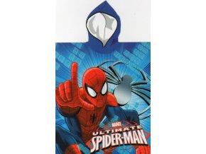 Dětské pončo - SPIDERMAN poslední 1 kus