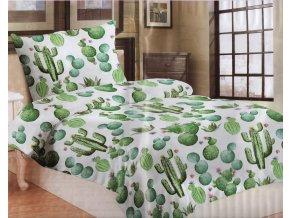 povlečení kaktusy