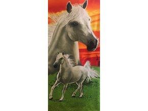 osuška kůň