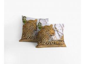 Povlak Leopard Live 40/40 cm