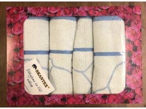 Dárkové balení ručníků 4 ks - KONGO