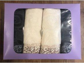 Dárkové balení ručníků 4 ks - SKYLINE