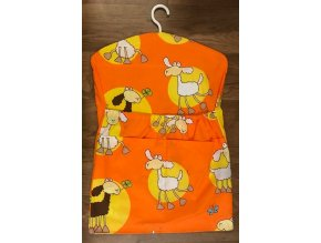 kapsář ovečka oranžová