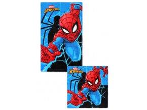 spidermn ručníček set