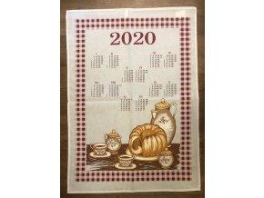 Kalendář PEČIVO 2020