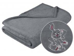 deka dětská myška