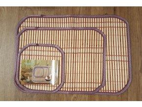 bambus set 3ks