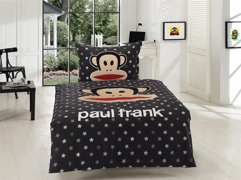 Matějovský Povlečení bavlna deluxe PAUL FRANK STAR velikost: 140/200 + 70/90