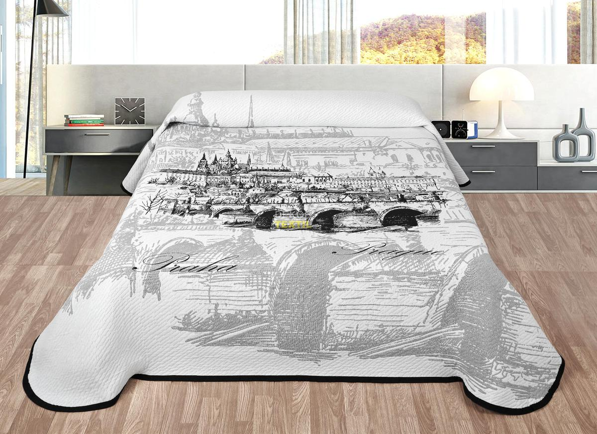 forbyt Přehoz na postel PRAHA - 240/260cm varianta: 240/260 cm