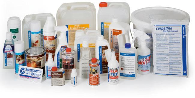 EU ČISTIČE Cc Dr. Schutz barva: Přípravek na čištění laminátu