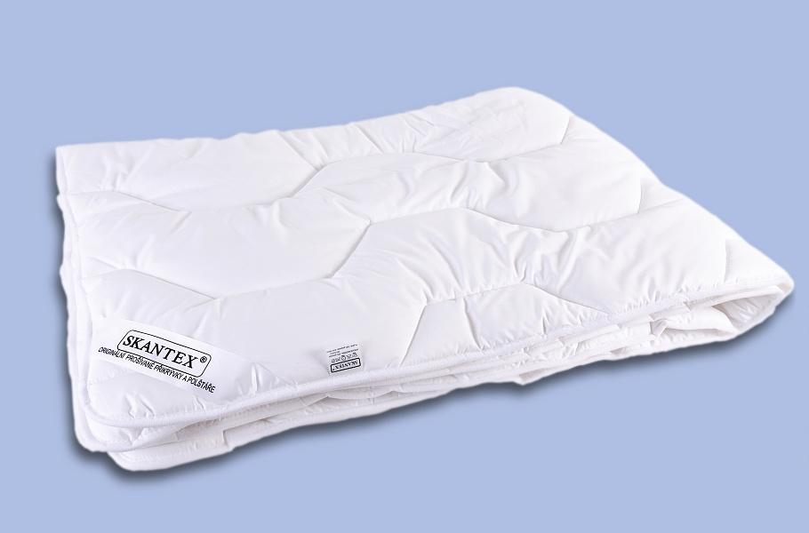 SKANTEX PROŠÍVANÁ PŘIKRÝVKA SKANTEX® - LETNÍ 135x220 cm velikost: 140x220 cm