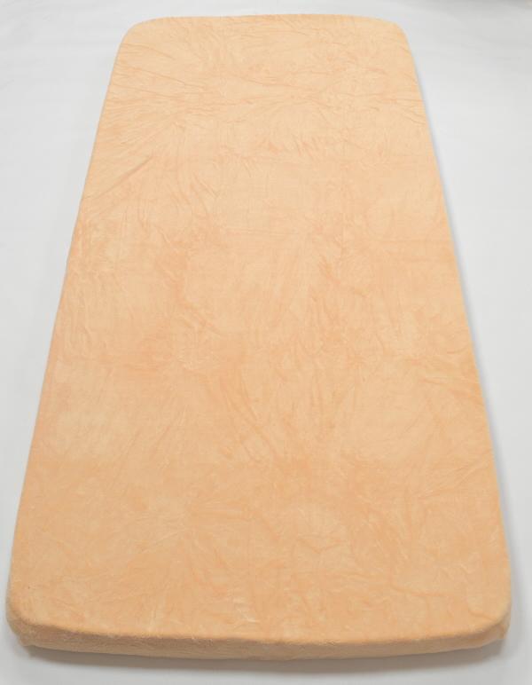 Apex Prostěradlo MICRODREAM 90/200 cm - různé barvy Vzor: Apricot – meruňková