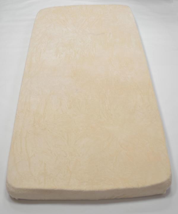 Apex Prostěradlo MICRODREAM 90/200 cm - různé barvy Vzor: Dawn - sv. béžová