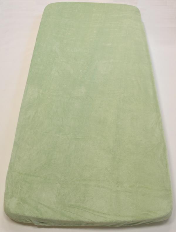 Apex Prostěradlo MICRODREAM 90/200 cm - různé barvy Vzor: Green - sv.zelená