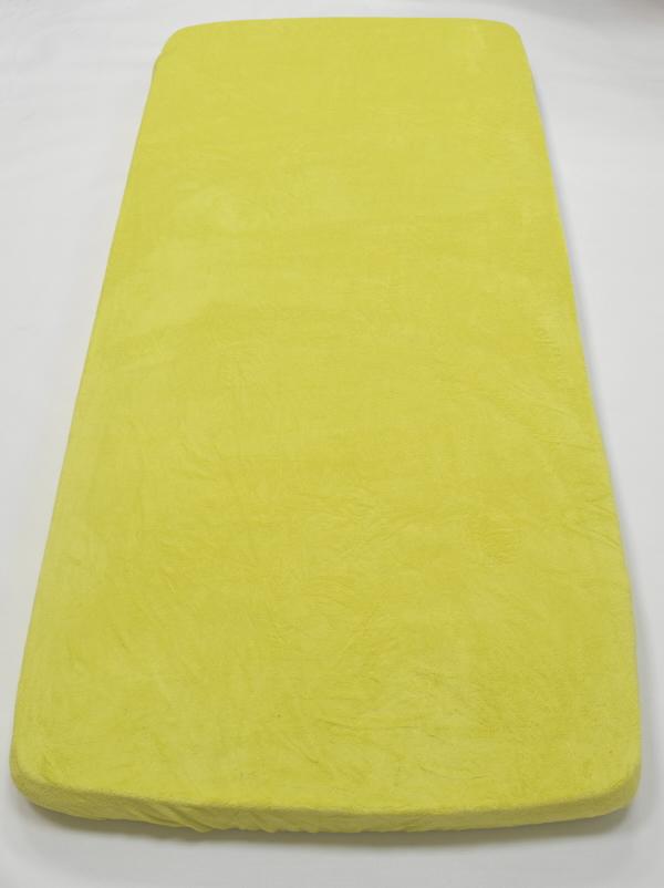 Apex Prostěradlo MICRODREAM 90/200 cm - různé barvy Vzor: Limenade – kiwi