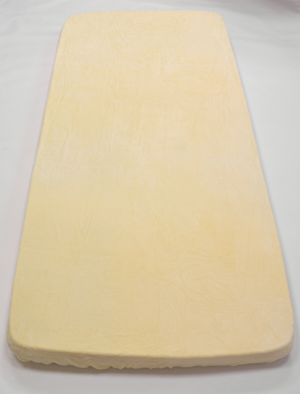 Apex Prostěradlo MICRODREAM 90/200 cm - různé barvy Vzor: Popcorn –světle žlutá