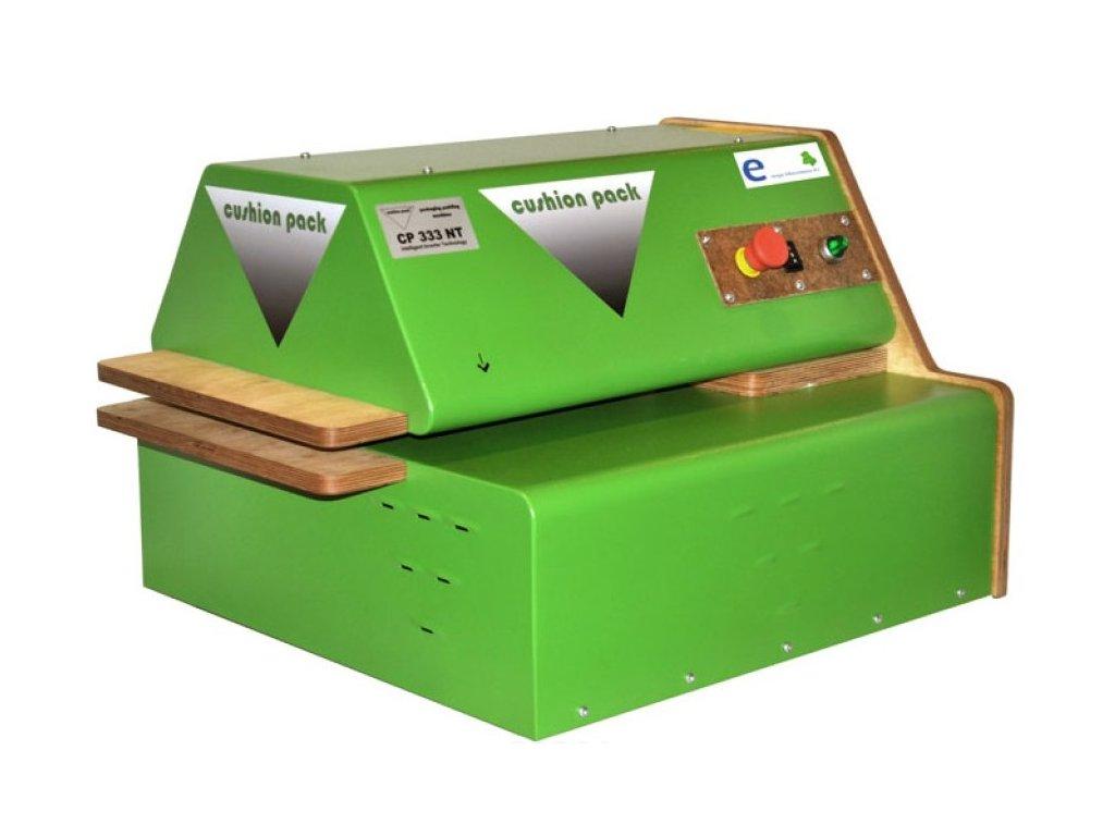 CP 333 NTi - skartovač kartonu