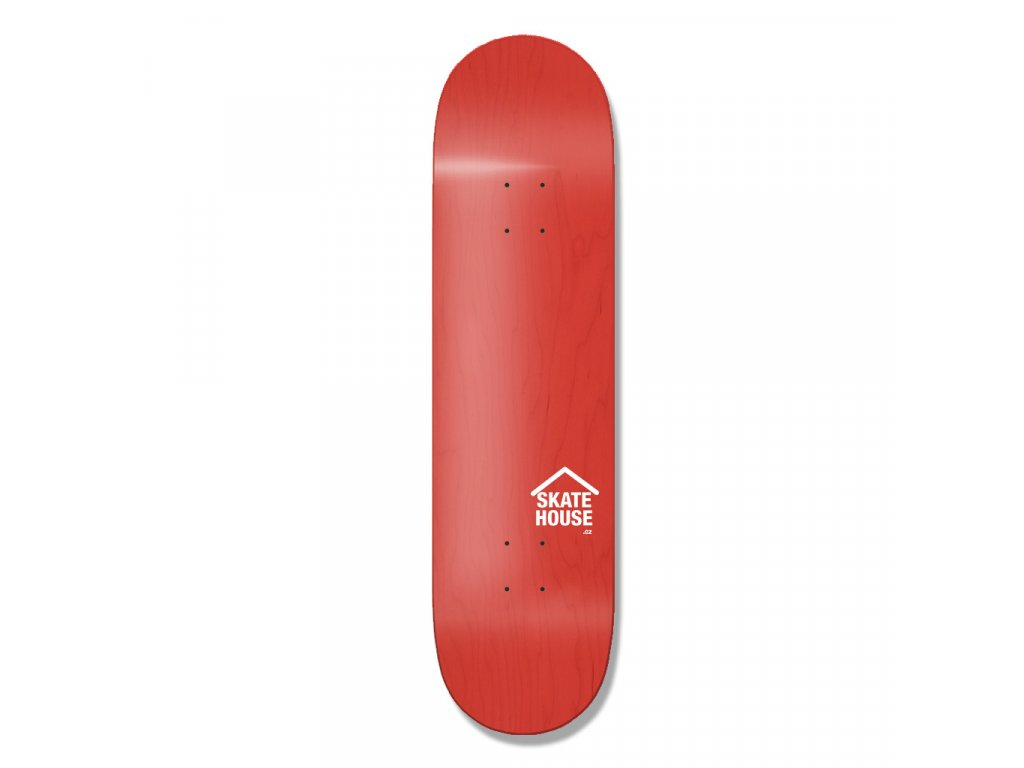 skatehouse deska minilogo red