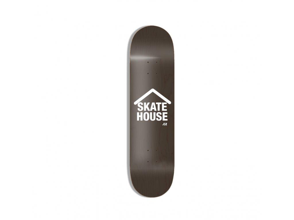 skate deck SH razitko BIG black