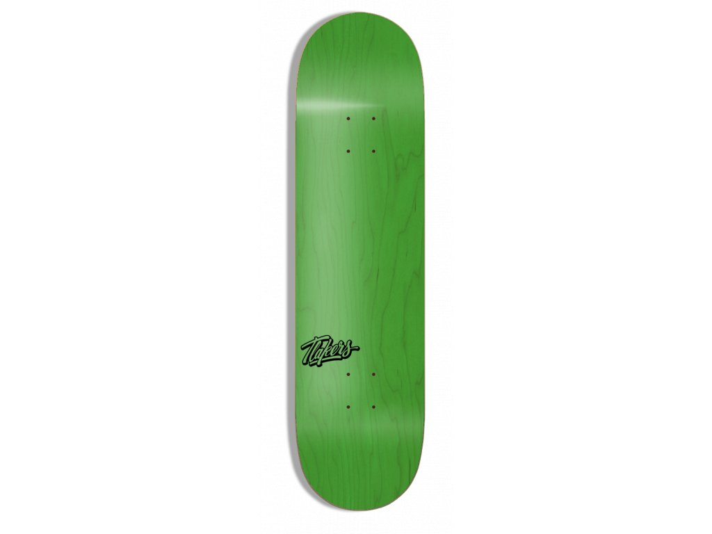 tlakers green minilogo