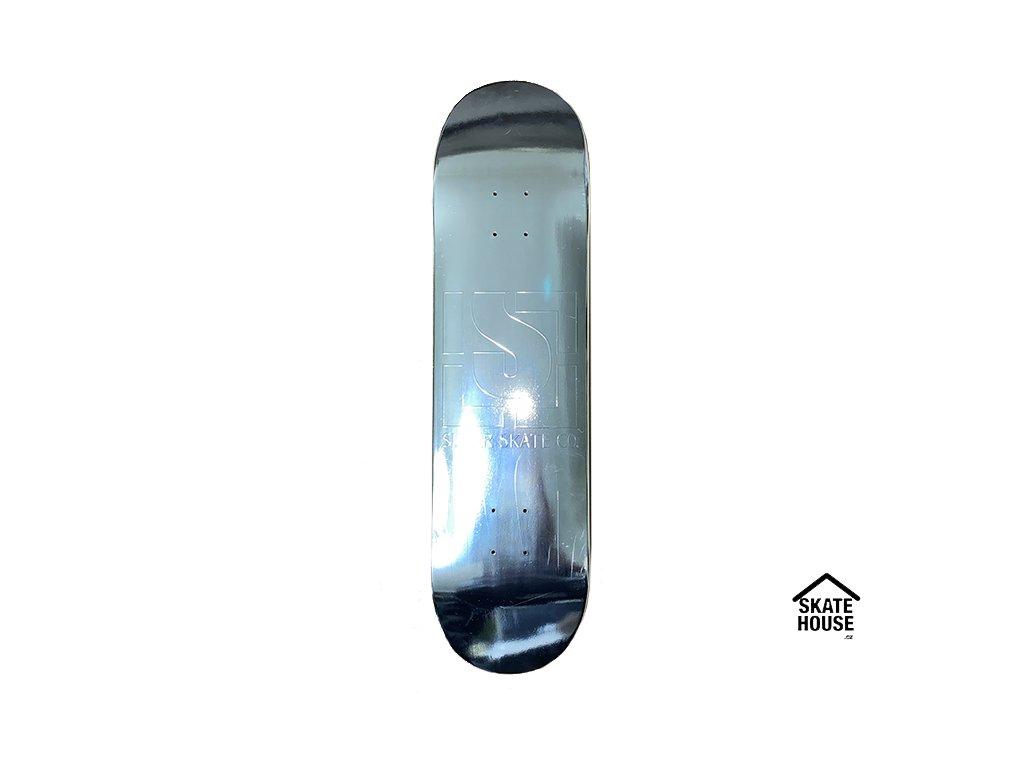 SUGAR SILVER FOIL board produkt intro