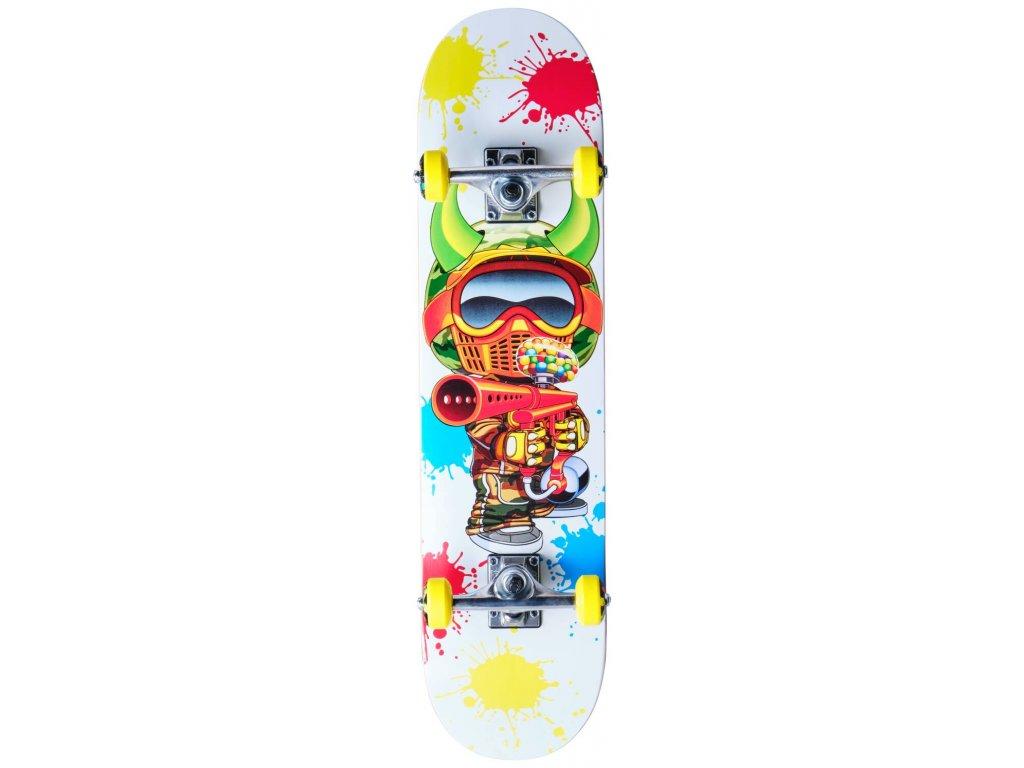 speed demons characters complete skateboard fi