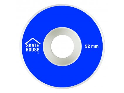 wheels skatehouse fullprint BLUE 102A 52mm