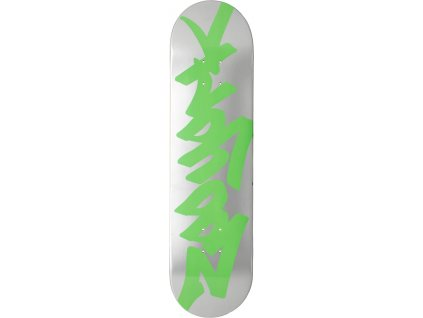 zoo york classic tag skateboard deck sh