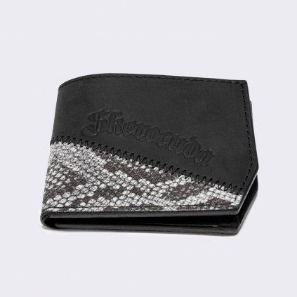 Skerocuda peněženka (černá)