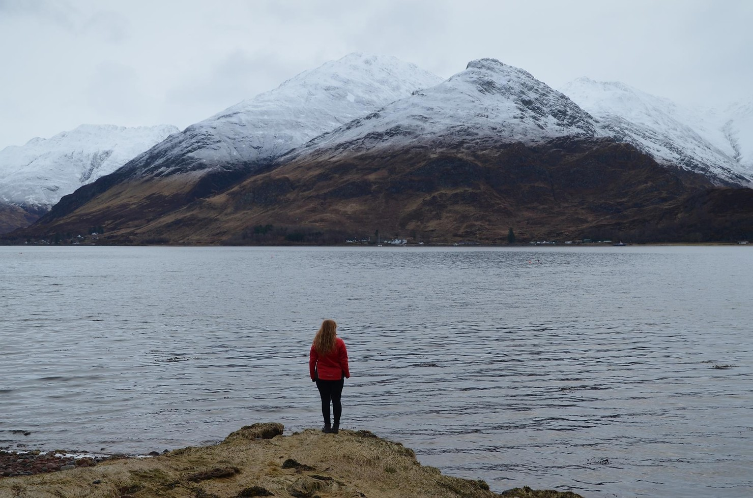Z domova až na Hebridy aneb Over the sea to Skye