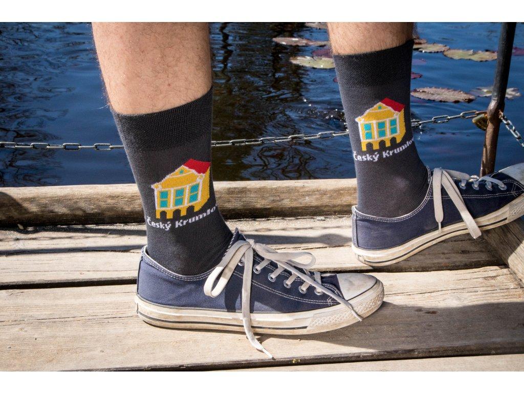 Krumlover17 ponozky