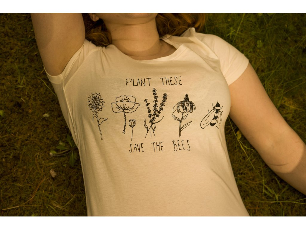 Triko Plant these save the bees