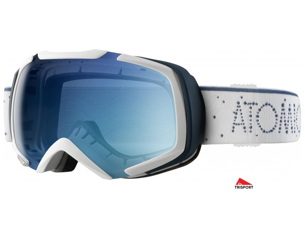 Atomic REVEL S ML 16/17 (Barva brýle lyžařské white)
