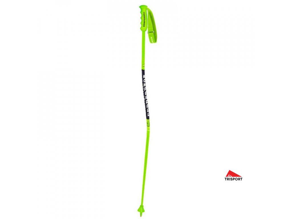 Komperdell Nationalteam Carbon GS Bent 20/21 (délka holí 130 cm)