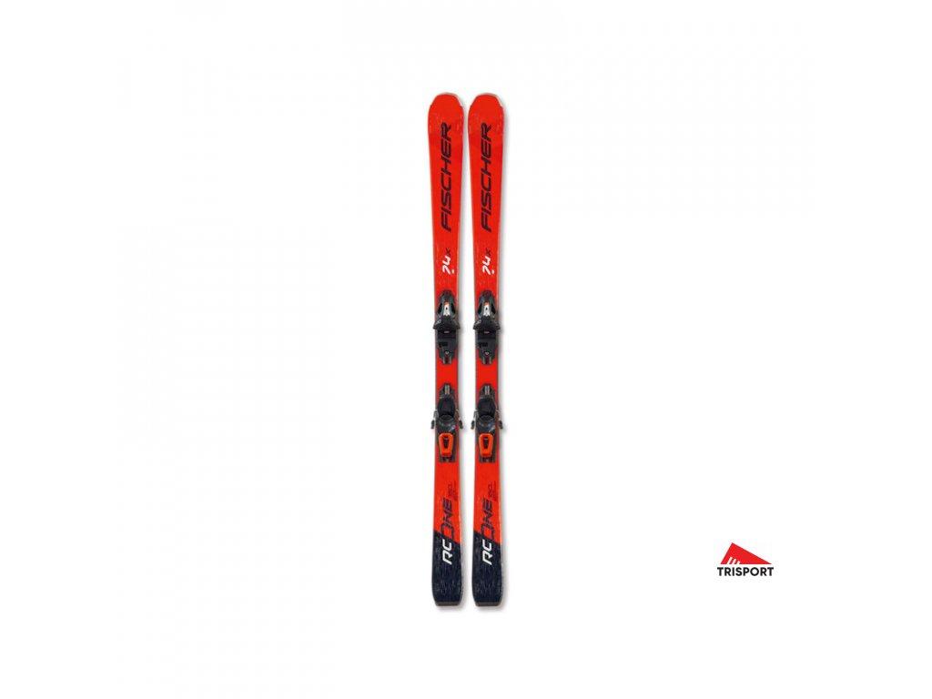 Fischer RC ONE 74 X TPR + RS 10 PR 20/21 (Délka sjezdovek 165 cm)
