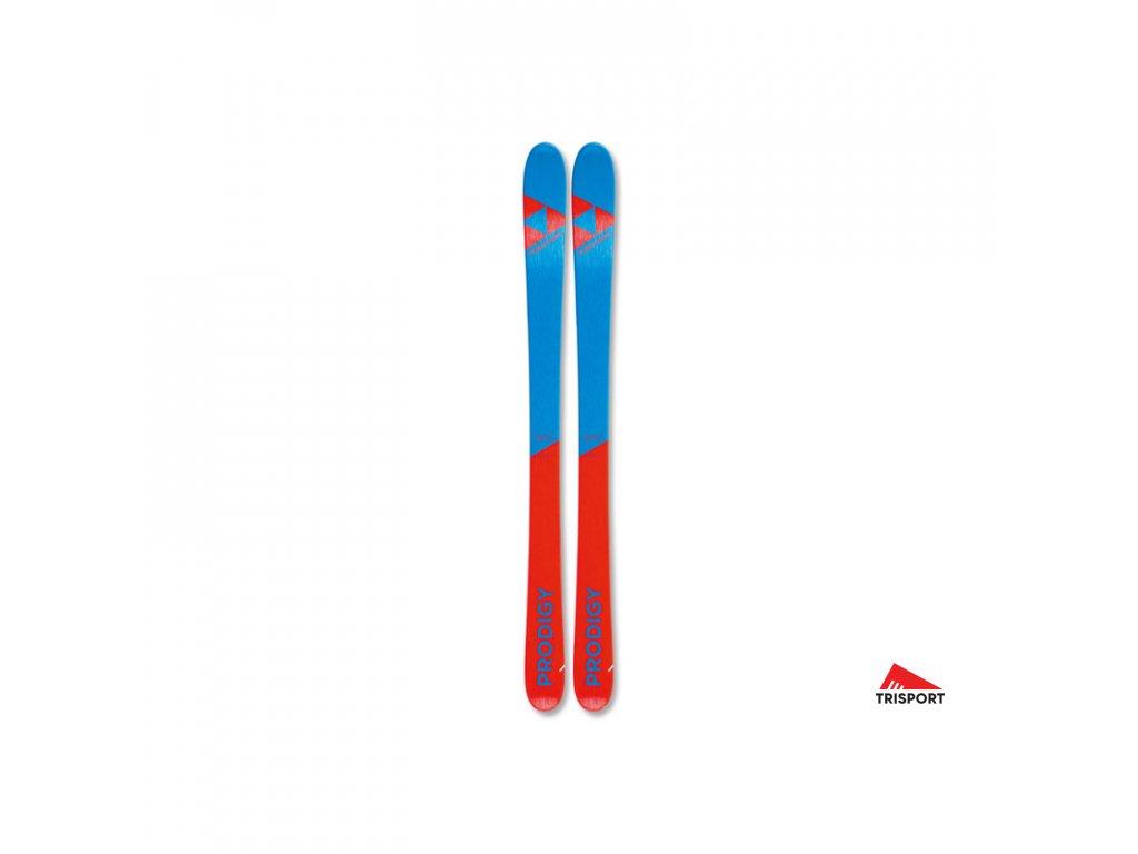 Fischer PRODIGY BLUE RED 20/21 (Délka sjezdovek 155 cm)