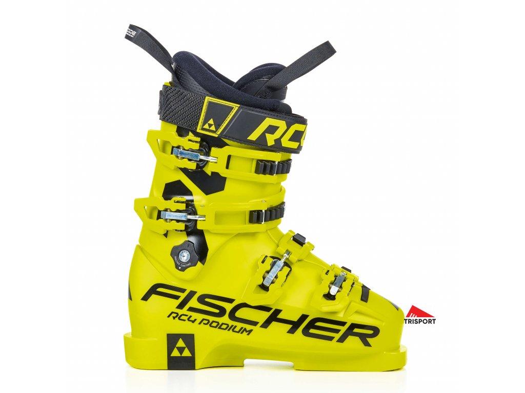 Fischer RC4 PODIUM 70 20/21 (Velikost lyžáků 25,5)